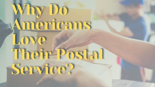 Positive Comments about Mailing by USPS
