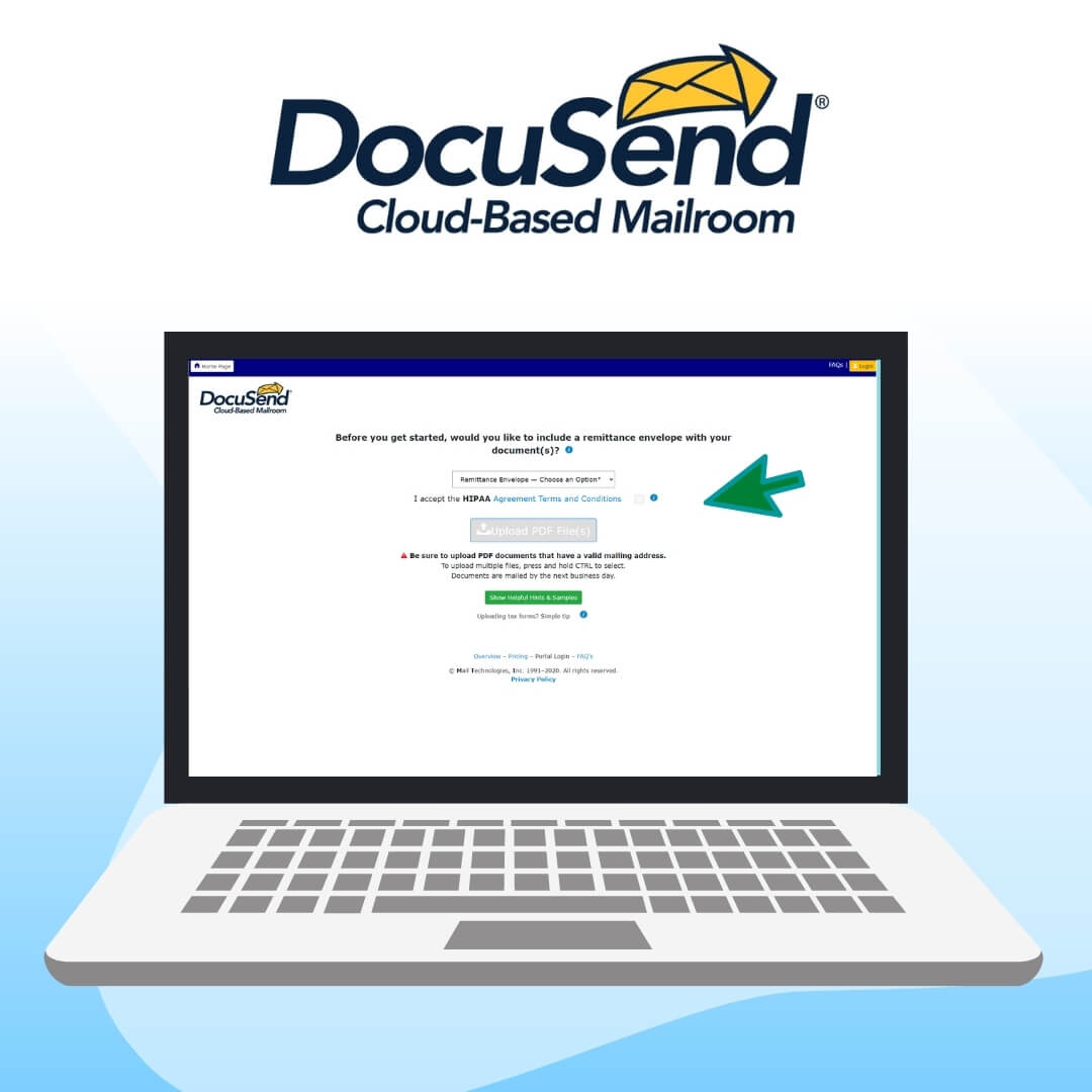 Postal Mail Solution for QuickBooksonline Users